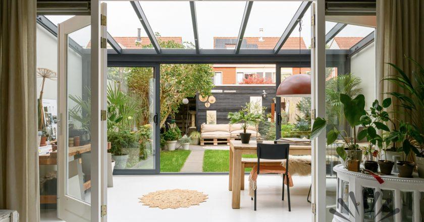 Glasschiebetür für Ihr Zuhause